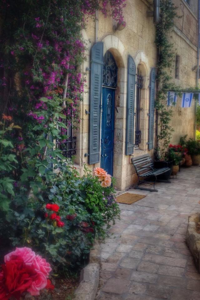 Beautiful Jerusalem Garden Holy Land Israel Mystical Places Romantic Destinations