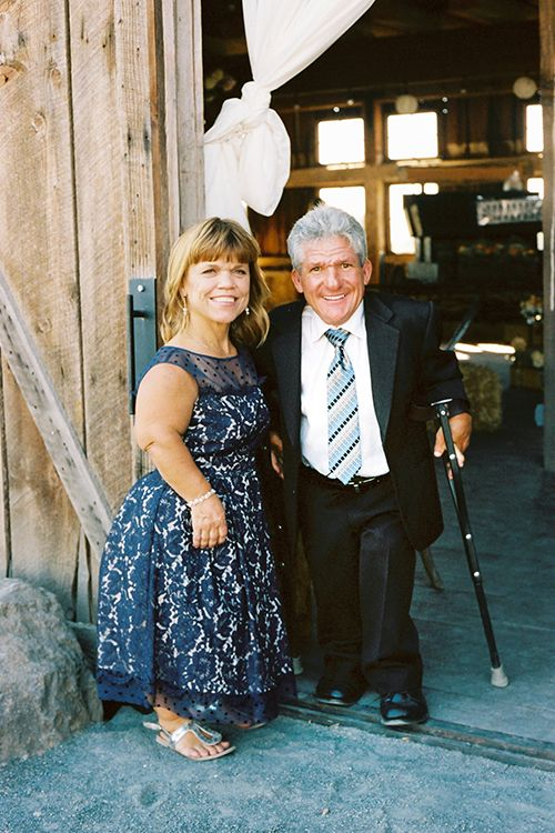 Amy and matt roloff wedding pictures