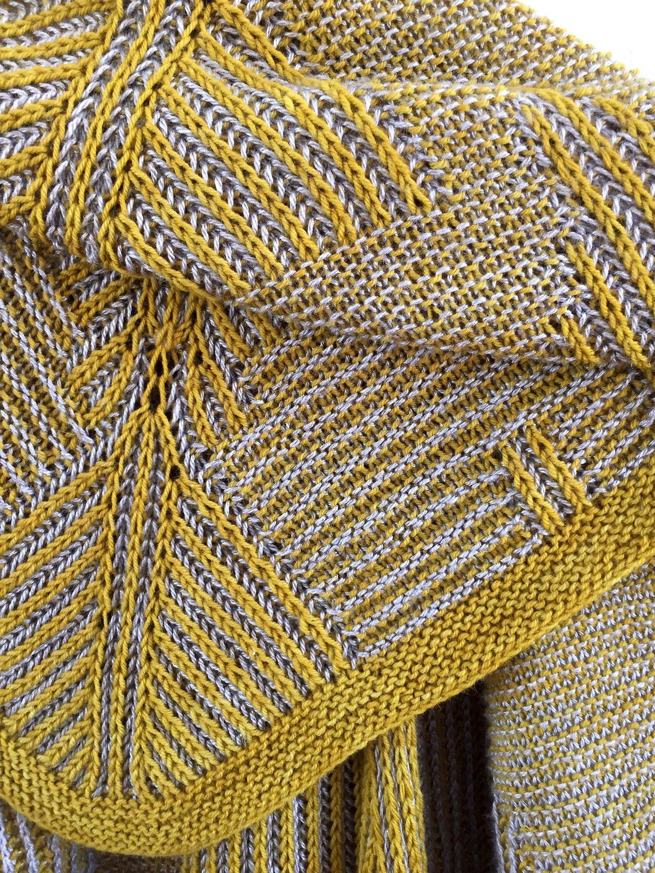 my new design - Gramina shawl - Ravelry (March 8th) - Wir stricken ...