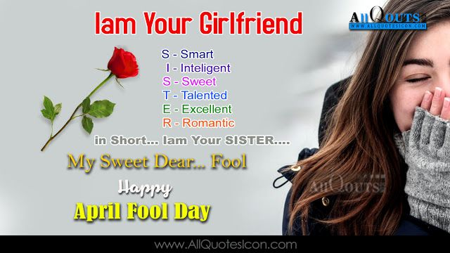 English April Fool Day Funny Quotes Whatsapp Dp Pictures Facebook April Fool Day Funny Jokes Images Wllapapers Pict Boyfriend Quotes Jokes Images Morning Jokes