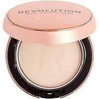 Makeup Revolution Conceal & Define Satte Matte Powder Foundation   Ulta Beauty