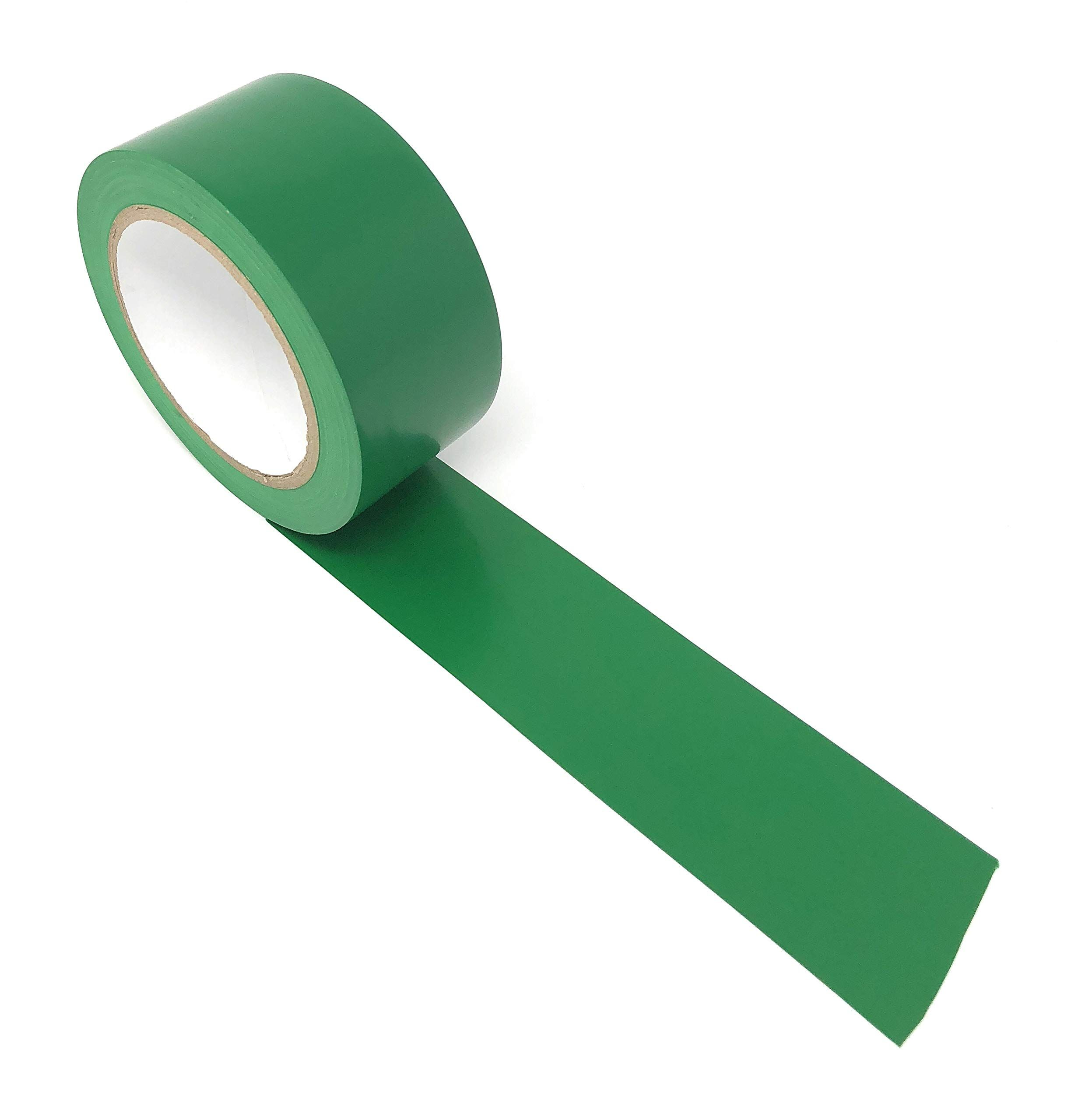 Apt 2 Width X 36 Yds Length Pvc Marking Tape Premium Vinyl Safety Marking And Dance Floor Splicing Tape 6 Mil Thick Multiple Color 5 Vinyl Tape Pvc