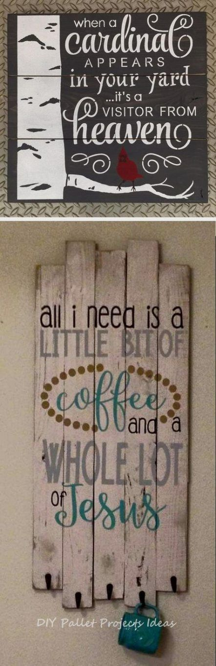 New Wall Diy Quotes Pallet Signs 36+ Ideas #diy #quotes # ...
