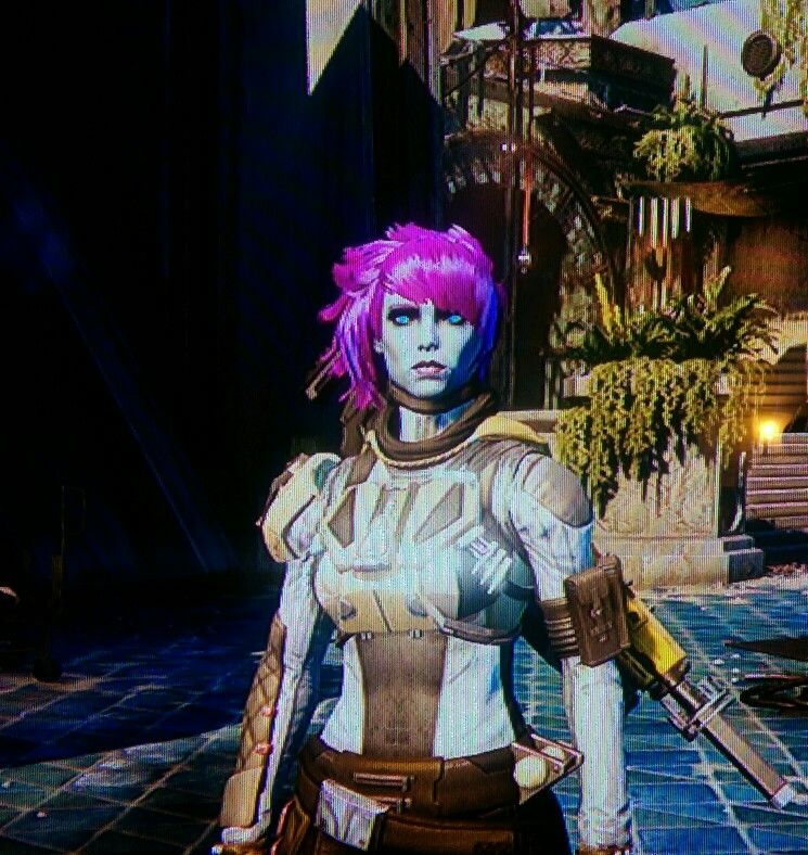 My Destiny character: Female Awoken Hunter. | Destiny game ...