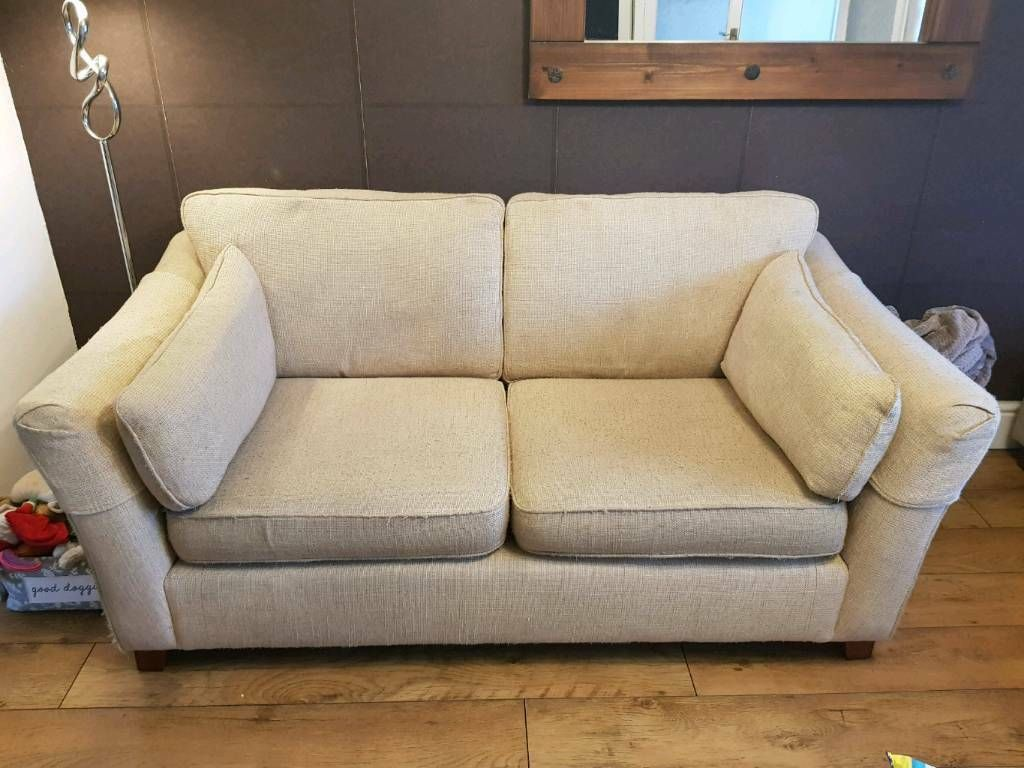Two 2 Seater Sofas And Footstool In Sale Manchester Gumtree 2 Seater Sofa Seater Sofa Love Seat