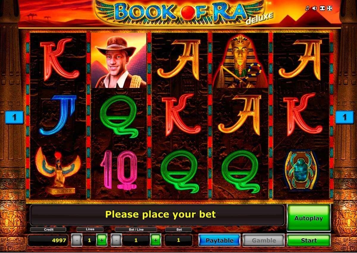 Book Of Ra No Download Slot Demo Game
