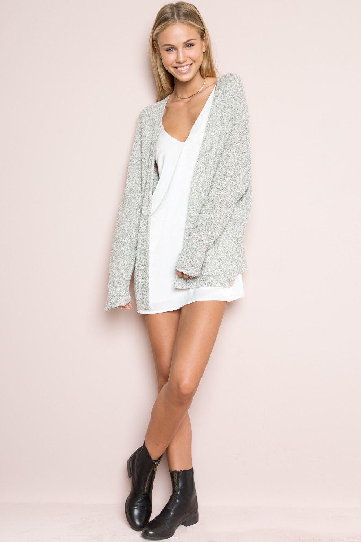 Brandy ♥ Melville   Caroline Cardigan - Cardigans - Sweaters ...