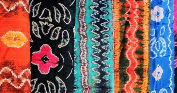 Nama Motif Batik Di Kalimantan - Batik Indonesia