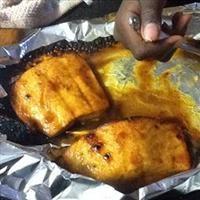 Brown Sugar Salmon Glaze