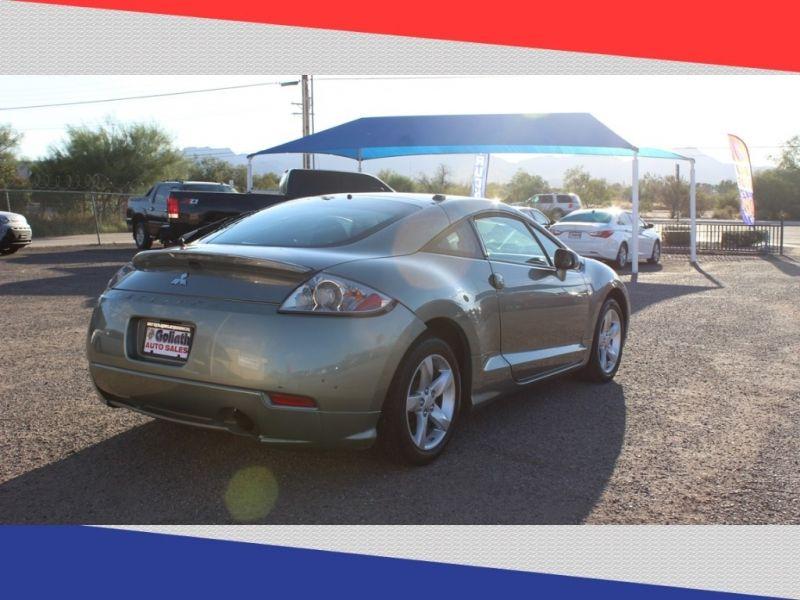 2008 MITSUBISHI ECLIPSE GS Goliath Auto Sales LLC Auto