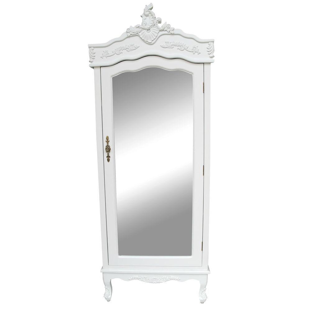 Explore full mirror armoire wardrobe and more