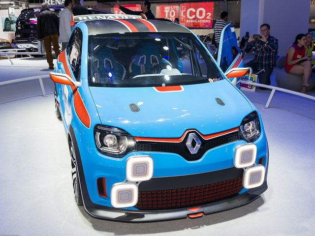 Renault Twingo Twin Run Concept 843390 Concept Cars Cars Old