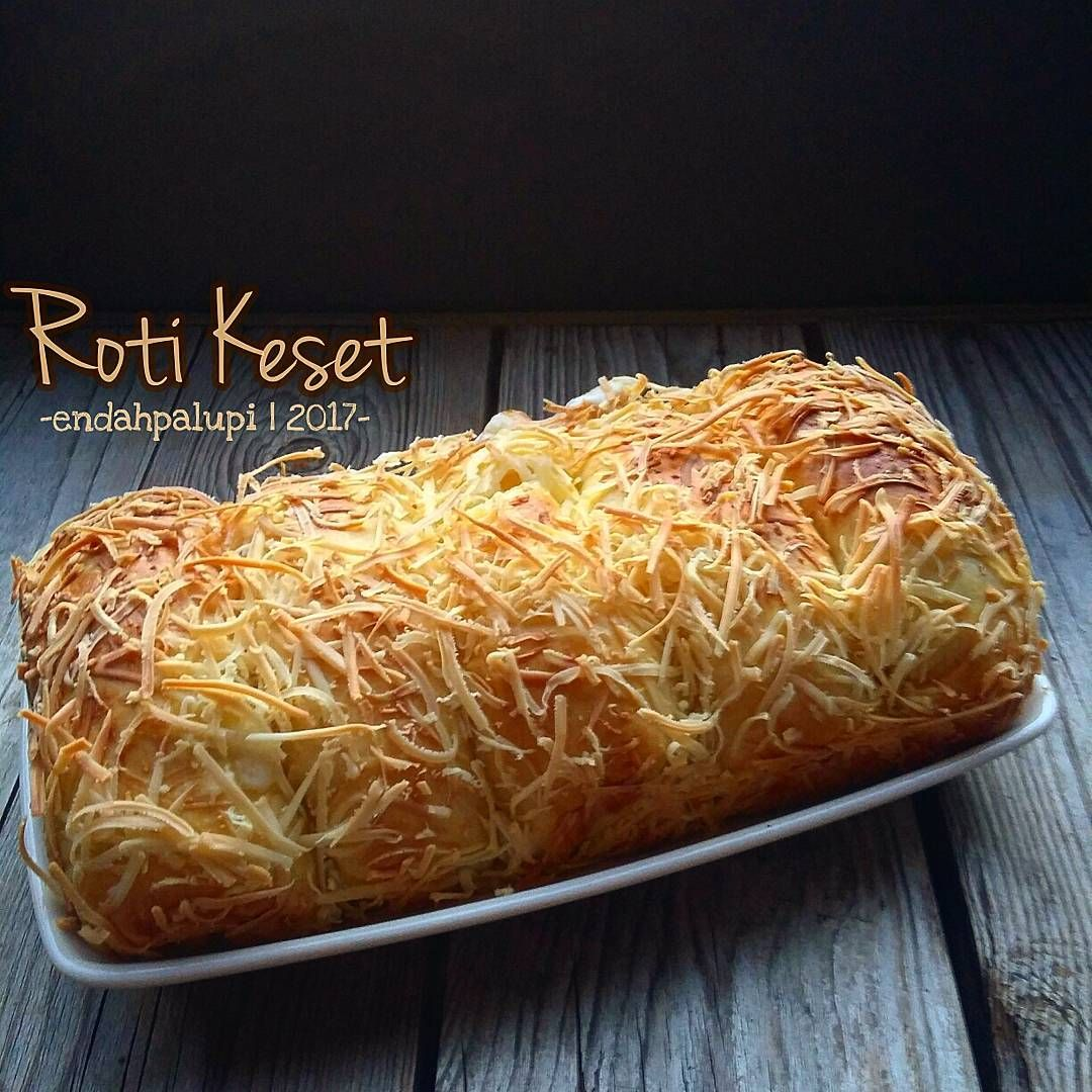 Resep Roti Keset Ala Rumahan By Endahpalupid Resep Roti Resep Masakan Makanan Pendamping