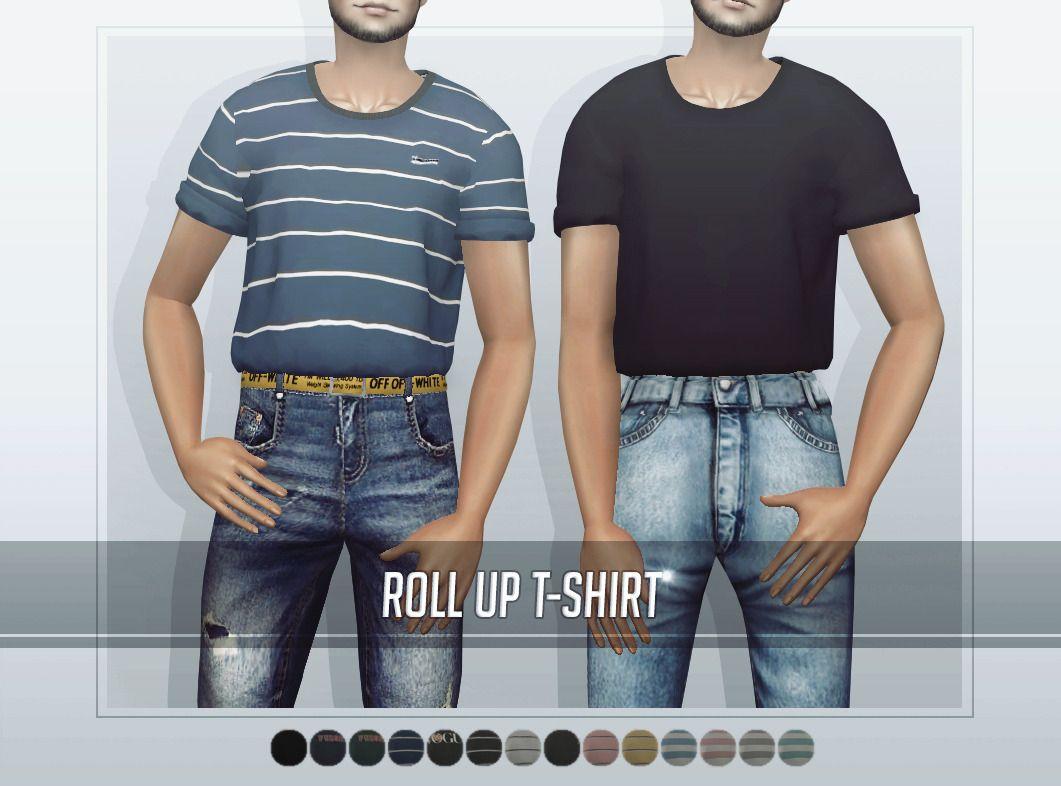 Tumblr Sims 4 Male Clothes Sims 4 Clothing Sweatshirt Short [ 786 x 1061 Pixel ]