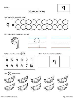 Image result for coloring worksheet emotion for kids Numbers