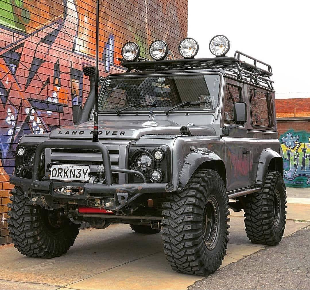 Nice rig! Thanks to defender90_orkney Land rover models