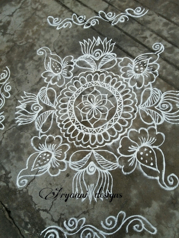 daily rangoli muggulu pinterest rangoli designs
