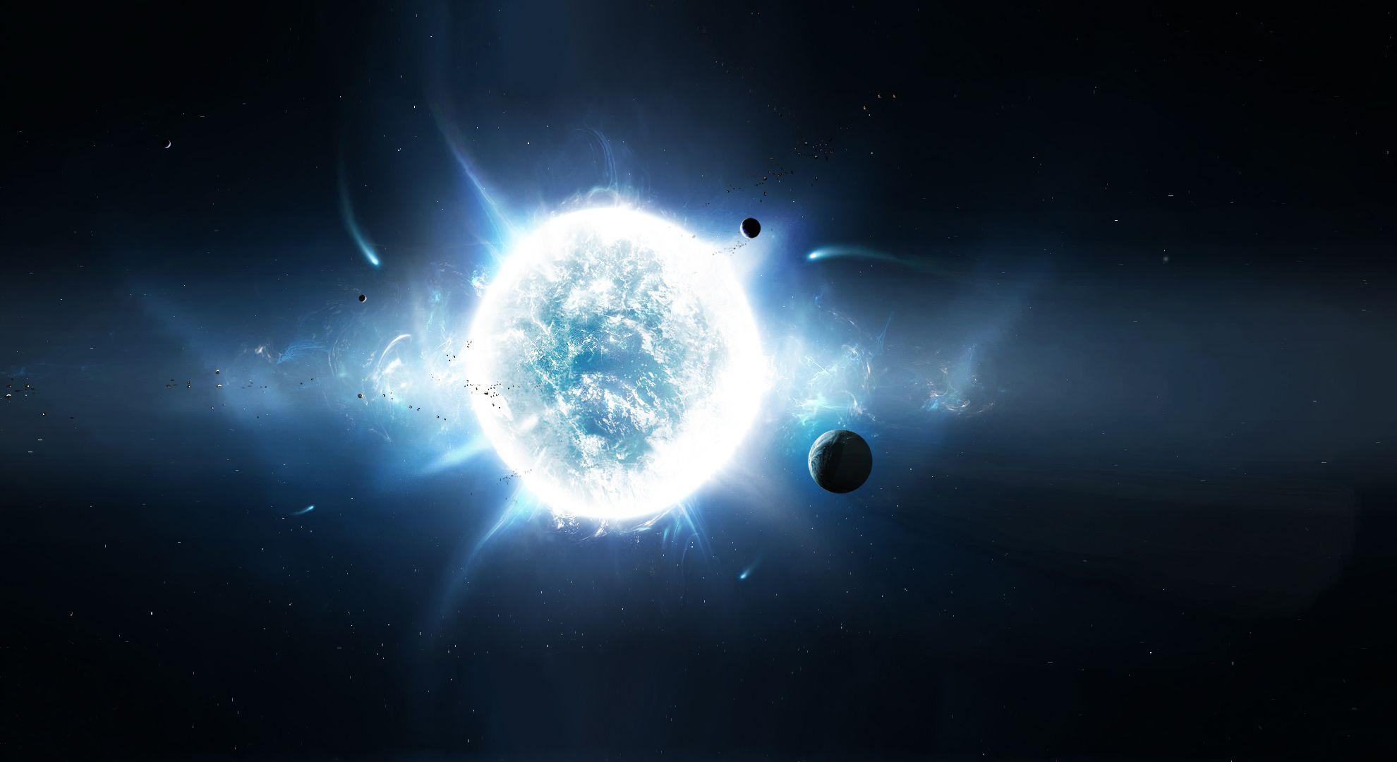 Neutron Star Wallpaper 1980x1080 Id 33931 Neutron Star Binary Star Sirius B