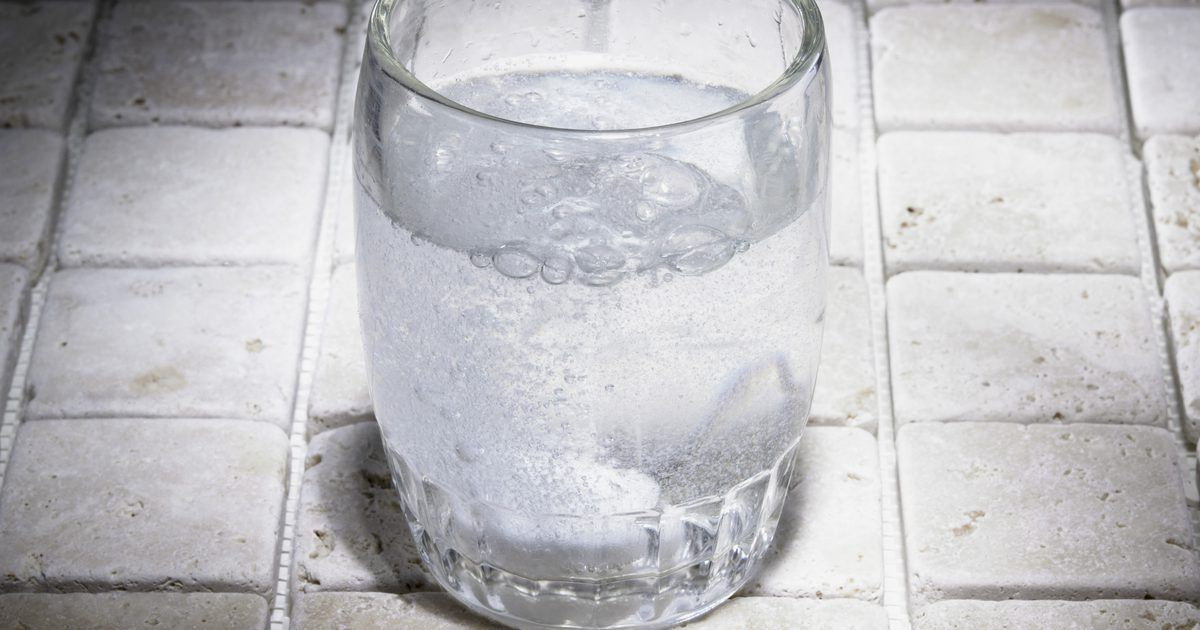 El Agua Carbonatada Es Mala Para La Salud Beber Bicarbonato De