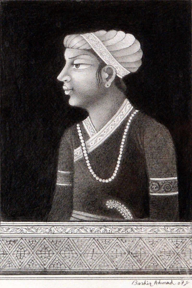 Bashir Ahmed | Pakistani artist, Miniature art, Art