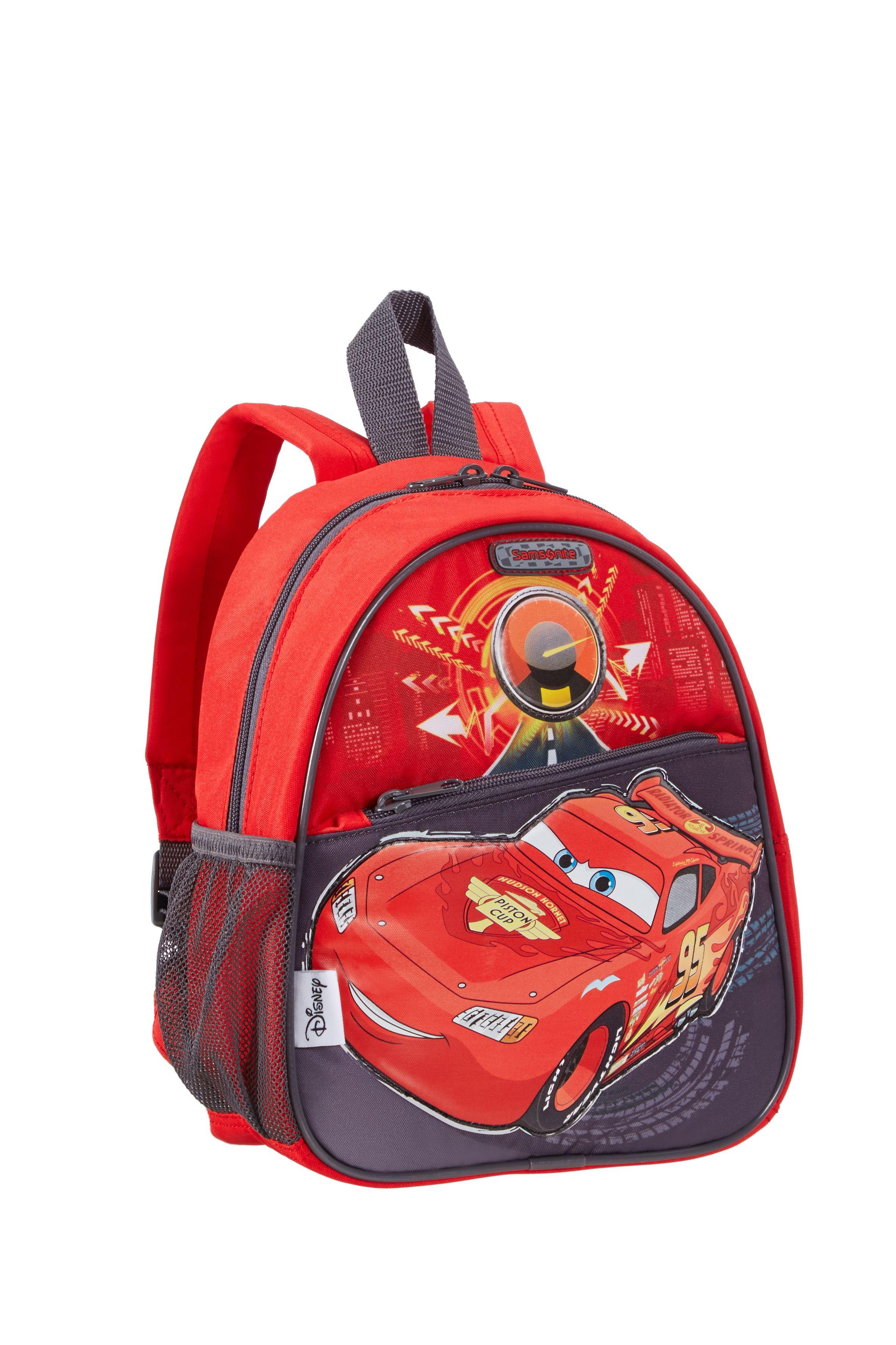 a96f1c8347 Disney Wonder - Cars Backpack Upright #Disney #Samsonite #Cars #Travel  #Kids #School #Schoolbag #MySamsonite #ByYourSide