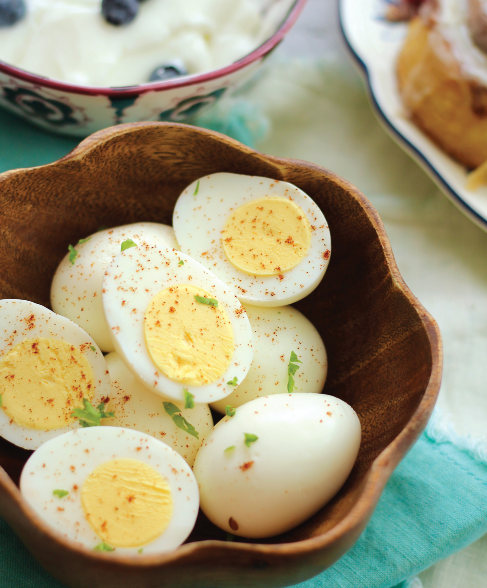 Instant Pot Hard-Boiled Eggs #boiledeggnutrition Instant Pot Hard-Boiled Eggs #boiledeggnutrition