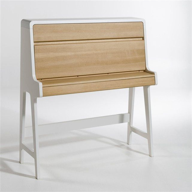 secrétaire glenn, design emmanuel gallina pour am.pm | +furniture ... - Meuble Secretaire Design