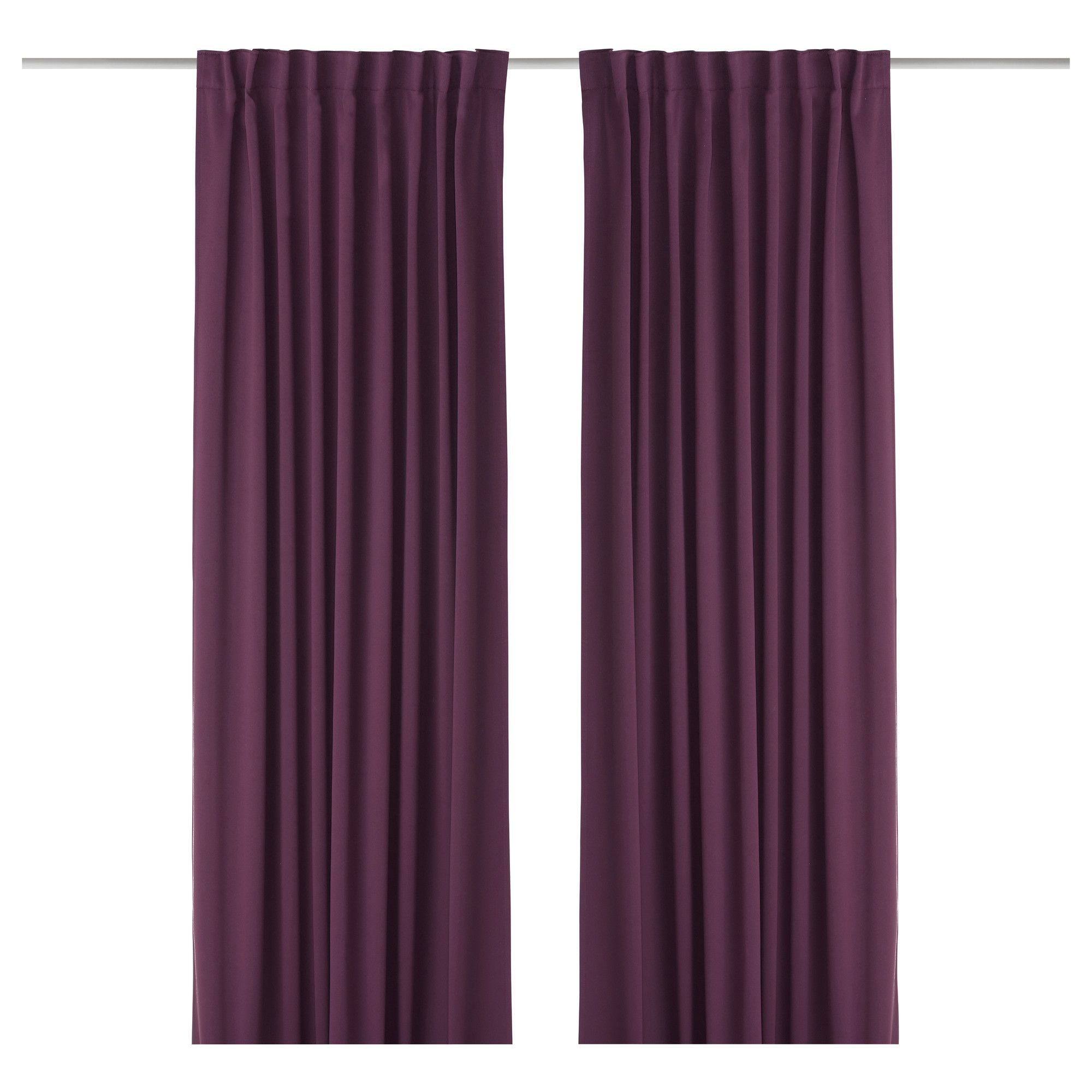 purple pin effective have werna blackout winter drafts in summer heat function curtains a and the out both at valance ikea valances lilac dark keeping