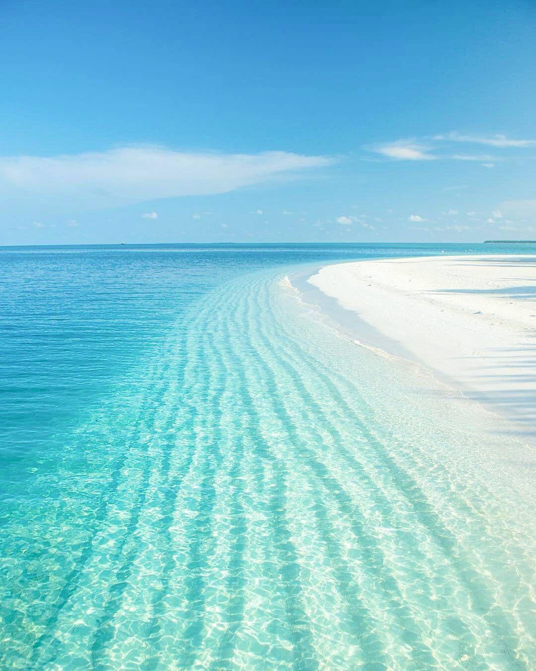 Ocean Beach: The Maldives Islands #Maldives In 2019