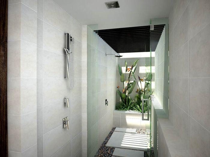 indoor outdoor shower | bathe - outdoors | pinterest | indoor
