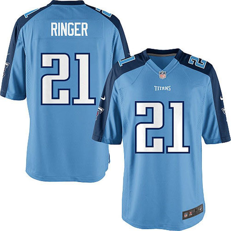 new concept f8e8a fd72b Youth Nike Javon Ringer Light Blue Tennessee Titans ...