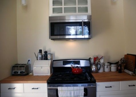 Over The Range Micro For Home New Kitchen Stove