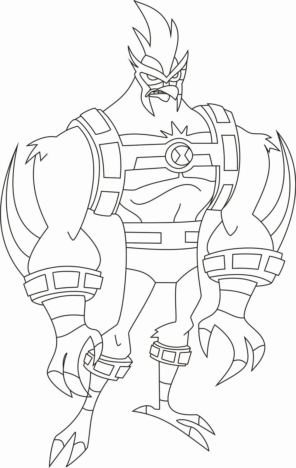 Raging Humungousaur Ready To Fight Coloring Page Download Print Online Coloring Pages For Free Color Coloring Pages Online Coloring Pages Online Coloring