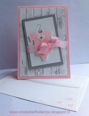 Stampin'Up! Something for baby