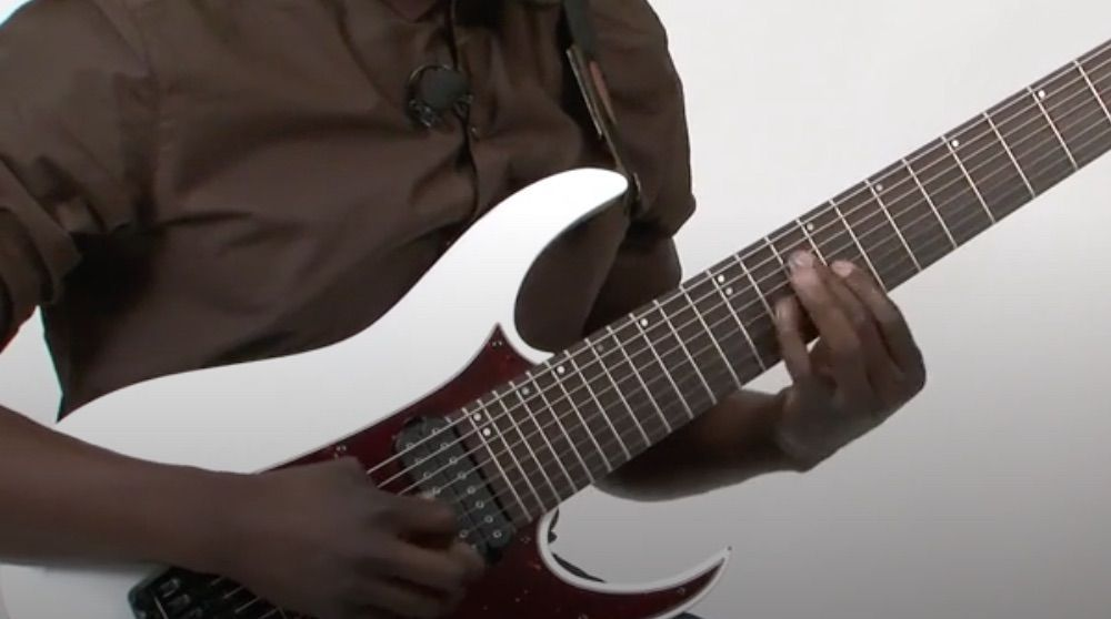 Tosin Abasi S Comprehensive Introduction To Double Picking In 2020 Playing Guitar Tosin Abasi Introduction