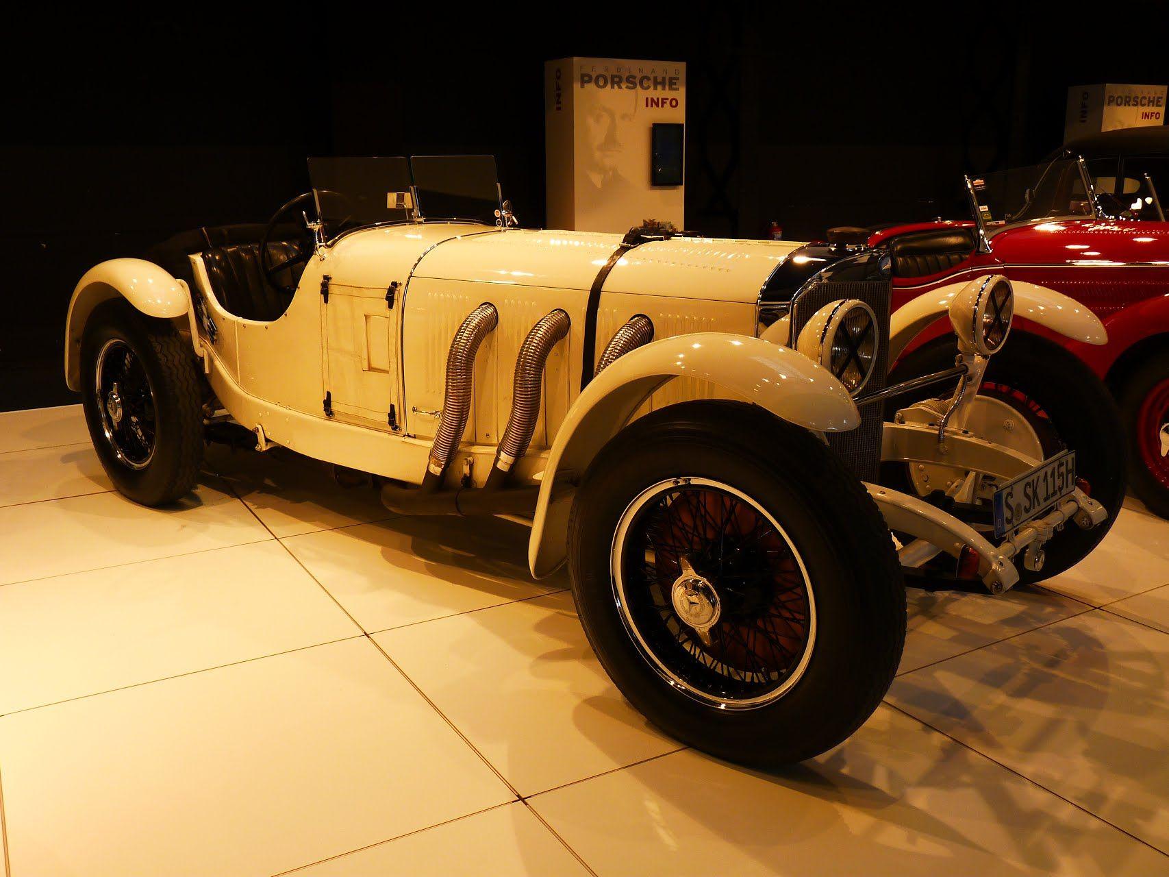 mercedes benz 720 ssk 1928