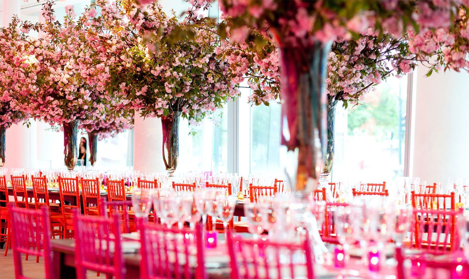 pretty in pink // FRANK ALEXANDER NYC #weddings #decor #centerpiece #pinkwedding #design #nyc #weddingdecor #prettyinpink