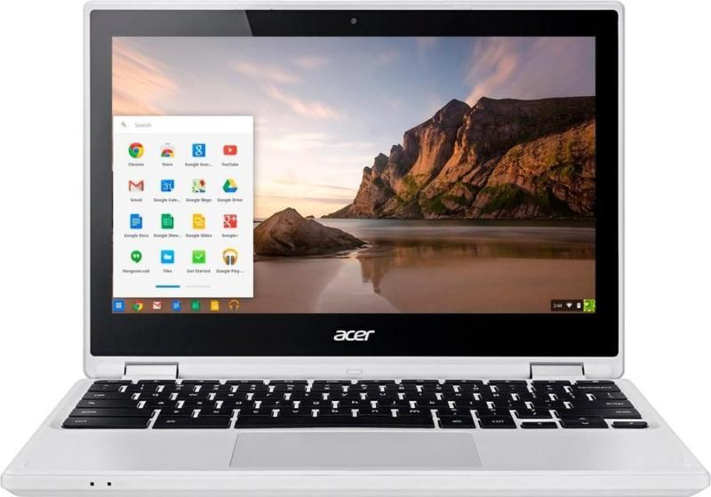 "Acer R 11 2in1 11.6"" TouchScreen Chromebook Intel"