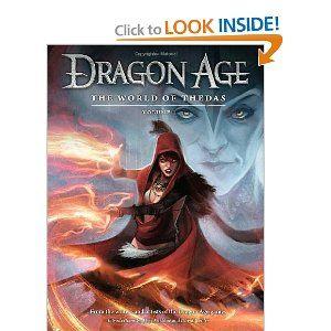 Dragon Age The World Of Thedas Volume 1 Ben Gelinas David Gaider Mike Laidlaw Various Dave Marshall Variou Dragon Age Dragon Age Games Dark Horse Comics
