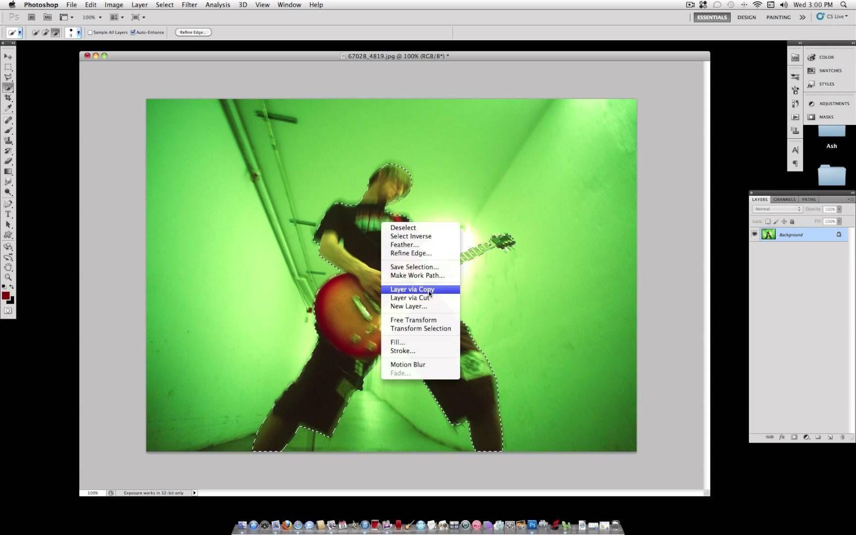 Photoshop cs5 tutorial colorful snl style poster tutor photoshop cs5 tutorial colorful snl style poster baditri Choice Image