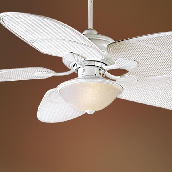 "52 Casa Vieja Tropical Veranda Bronze Outdoor Ceiling Fan: 52"" Casa Vieja Tropical Outdoor Ceiling Fan"