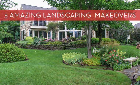 Roundup 5 Yard Landscaping Makeovers Large Backyard 640 x 480