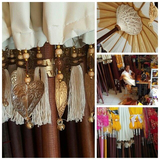 De Balinese Parasols