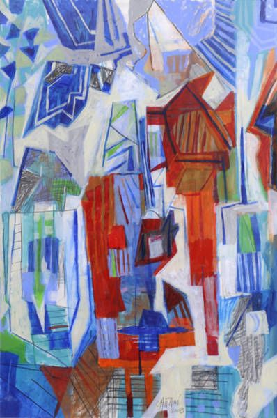 Silvio Cattani represented by Art Cabinet Nantucket | Art I Like ...