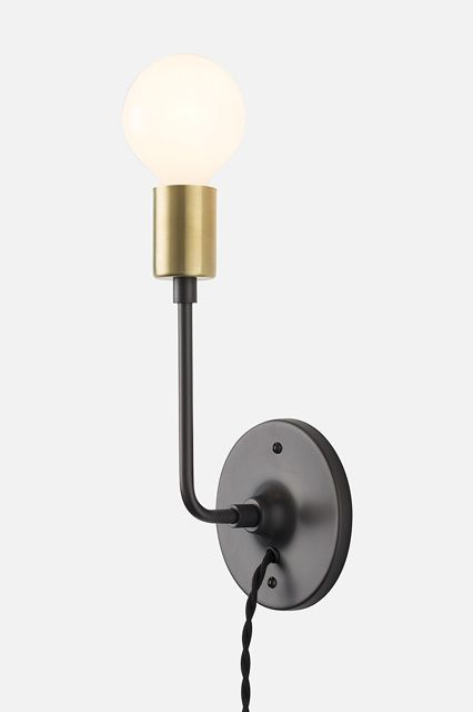How To Decorate Your Rental Temporary Decor Sconces Interior Wall Sconces Small Space Interior Design