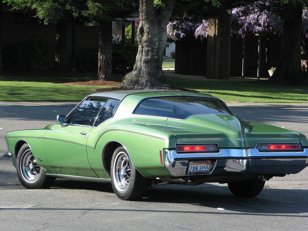 1972 Buick Riviera '2ANJ055' 5 Buick riviera, Riviera, Buick