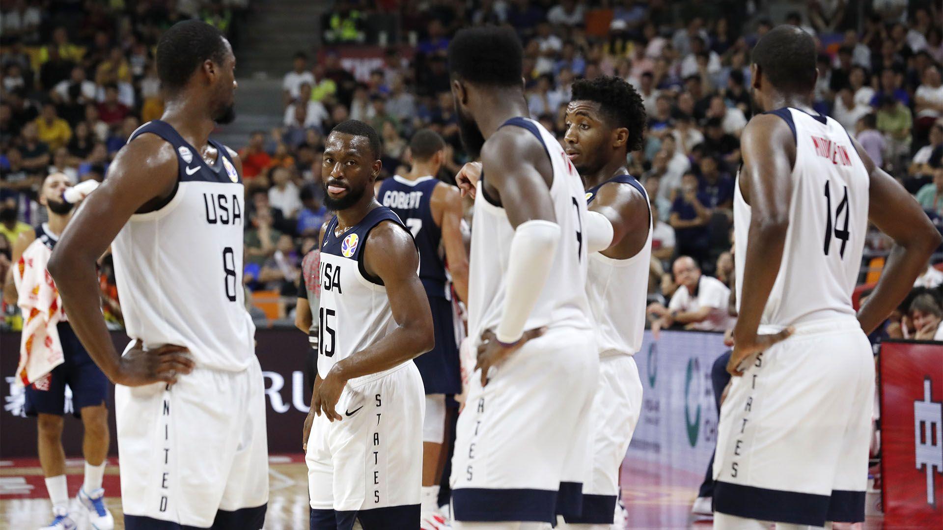 El Fuerte Anuncio Del Jefe De Equipo Del Dream Team De Estados Unidos Contra Los Nba Que No Fueron Al Mundial De China World Cup Usa Basketball World Championship