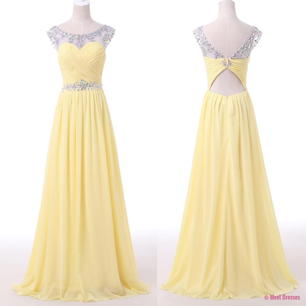 Prom Dresses,Backless Prom Gown,Open Back Evening Dress,Backless ...