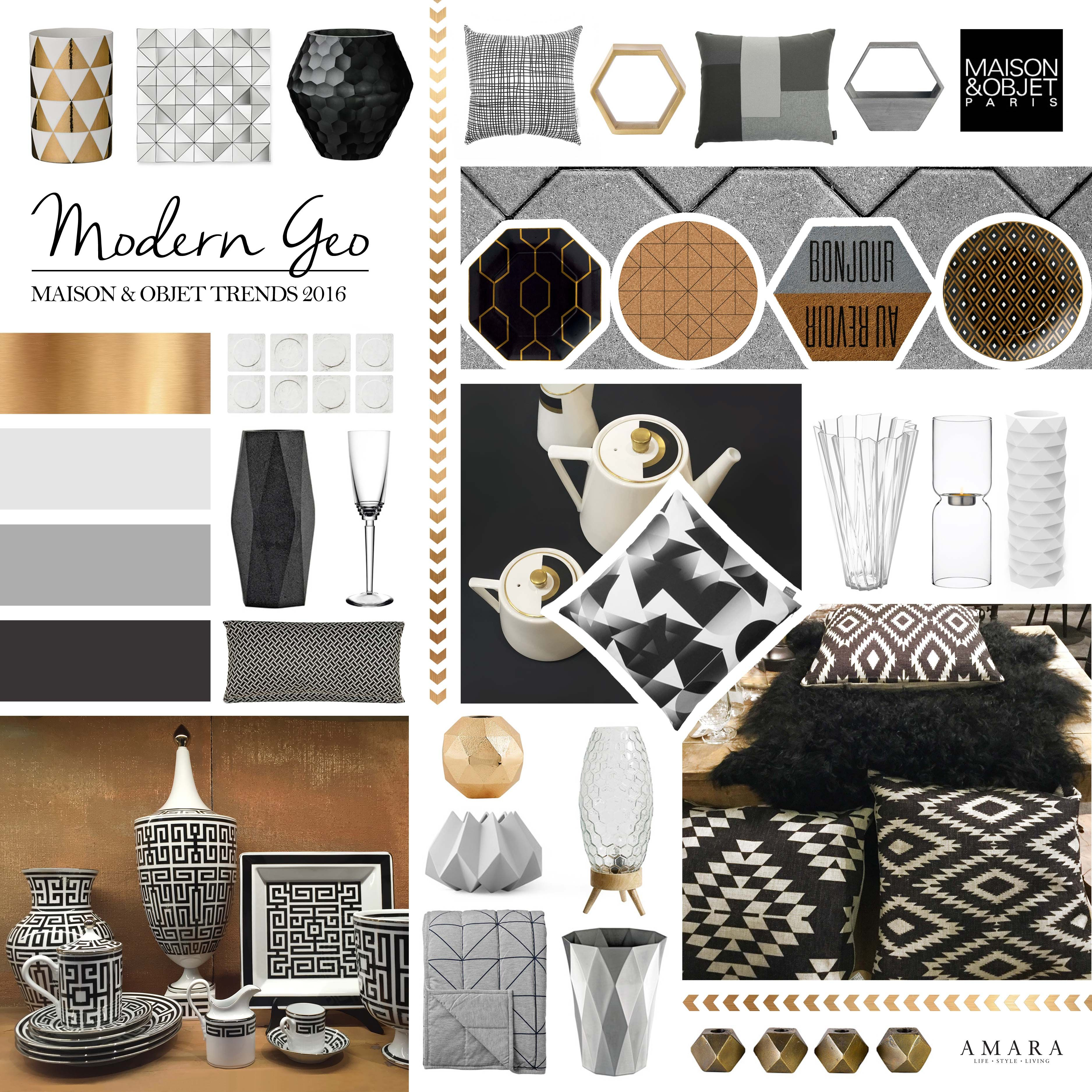 Maison Et Objet Interior Trend Report 2016 Decorating