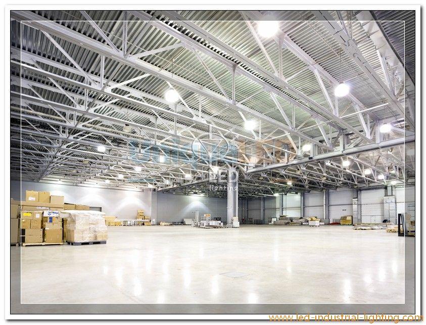 Led High Bay Lighting For Warehouse